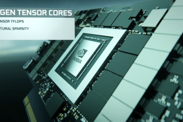 NVIDIA Expected to Launch GeForce RTX 30 Mobile GPU on Jan 12