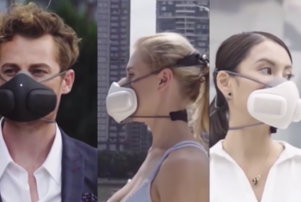 Smart mask: a smarter way to protect against COVID-19 showcased in CES 2021