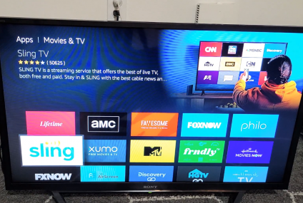 Sony Smart TV: Guide to installing apps