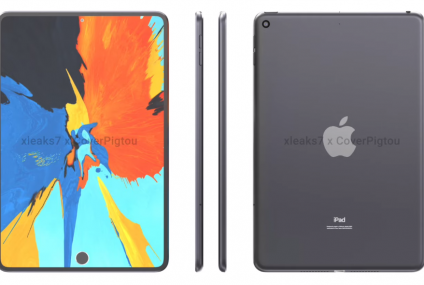 iPad mini 6 might come with a bigger display…