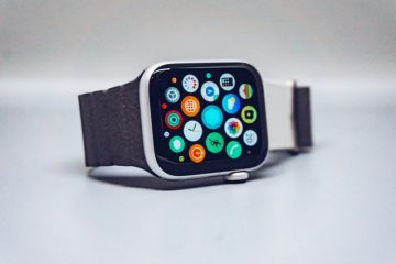 Apple Watch to Have Under-Display Touch ID