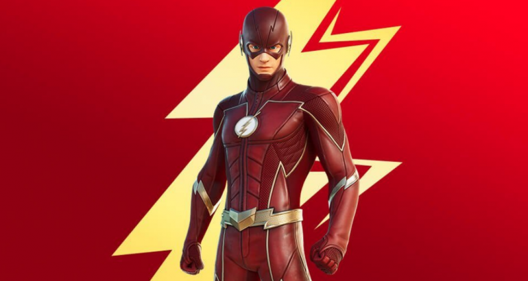 """Fortnite to Have """"The Flash"""" Skin! Epic Games Not Done Yet With Superheroes"""