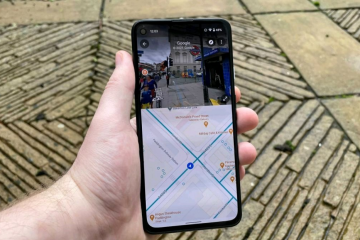 Google Maps and Street View Now Have Split-Screen Feature!
