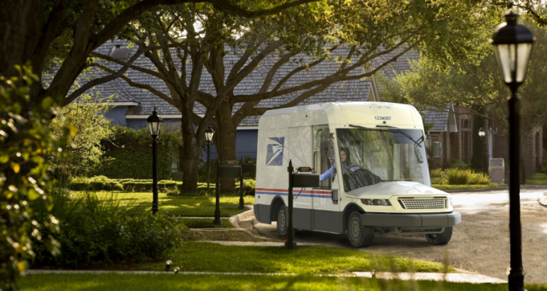 USPS Delivery Car's New Weird Design Attracts Different Opinions