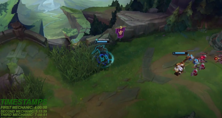 Rengar With a Triple Kill in This Viral Video: Best Builds and Mechanics