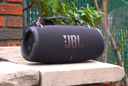 JBL Xtreme 3: perfect for outdoor yet good enough for indoor as well