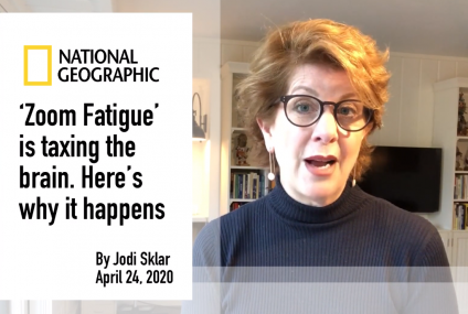 """""""Zoom Fatigue"""": Here's What to Know and Do"""