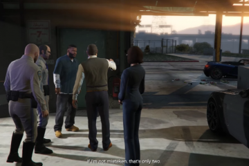 5 Ways GTA V Can Be Better: The Grand Theft Auto World
