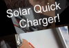 Smartphone batteries can get powered by solar