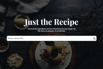 How to Get Recipes Online Without Unnecessary Stories
