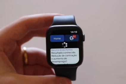 Rumor: Facebook Watch in the Making to Compete with Apple Watch