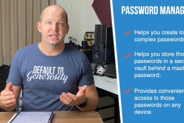 A password manager is here to provide ease and protection