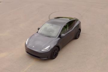 Tesla Cuts Cheapest Model Y SUV from Online Platform