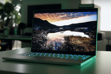 Razer Book 13: the company's first productivity Ultrabook
