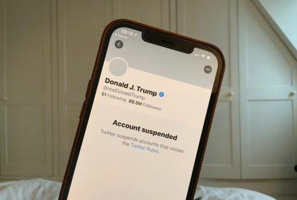 Trump's Twitter Banned Even Until 2024 Elections