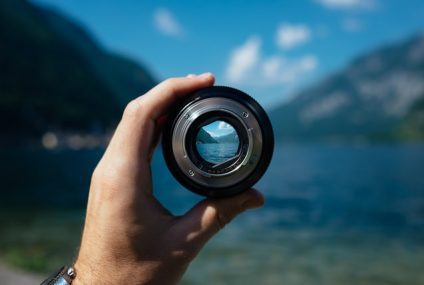 Camera Lens Optic Made From Water? Would Canon Have It?