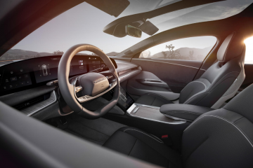 Lucid Air EV to Have Dolby Atmos' Surreal Sound System!