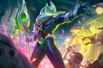 League of Legends Patch 11.7 Space Groove Skins– No Item Changes?