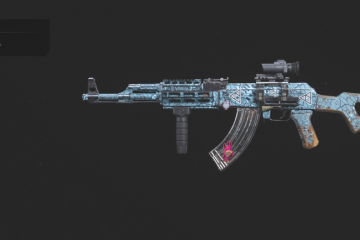 CoD: Warzone Attachment Adds ADS Speed Specifically For XM4 and AK47
