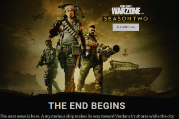 COD: Warzone's Graphical Update Brings High-Resolution Texture Pack