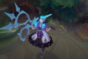 League of Legends Gwen Update: Abilities and Release Date