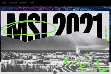 League of Legends MSI 2021 Delayed? Iceland's Active Volcano is Responsible
