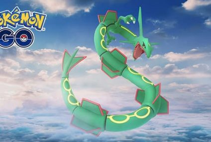 Pokemon GO: How to Get Shiny Rayquaza— Best Counters