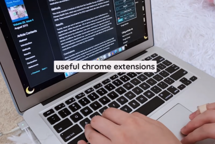 7 Google Chrome extensions that can help users to be more productive.