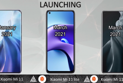 Xiaomi launches Mi 11 extended versions: Mi 11 Ultra and Mi 11 Lite 5G