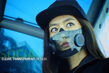Project Hazel: Could be the World's Smartest Face Mask