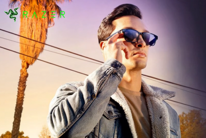 Razer Anzu Smart Glasses for a stylish look that protects the eye with Bluetooth audio