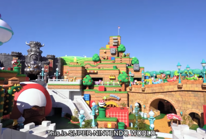 Super Nintendo World Opens on March 18 with COVID-19 Measures