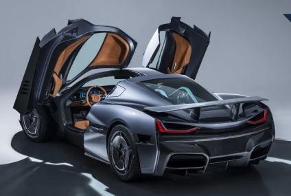 Porsche added investment in Rimac, the electric hypercar maker