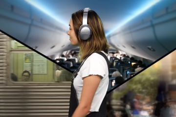Annoyed by the noisy surrounding? Here are 8 noise-canceling headphones to choose from.