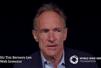 Internet access is meant to be for everyone says its inventor
