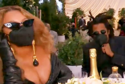 How the Twitterverse reacted to Beyonce Grammys Mask