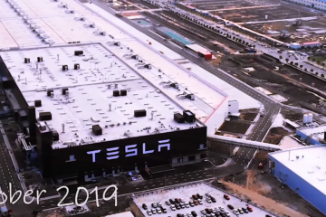 Tesla's Gigafactory Shanghai's expansion is apparently behind the vast land deal in China