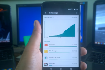 How to Control the mobile data usage of any apps