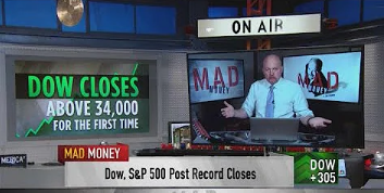 S&P, Dow Consolidates From Record Heights