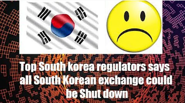 A risk in All Crypto Exchange in South Korea