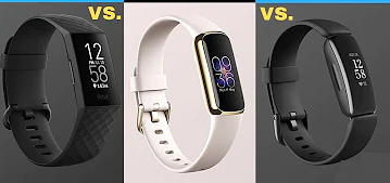 Which of the 3 is the best?Fitbit Luxe vs Charge 4 vs Inspire 2