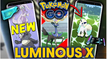 Pokemon Go Luminous Legends Game Update and more