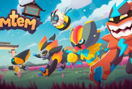 CipanKu and Digital Temtem on PS5 Update!