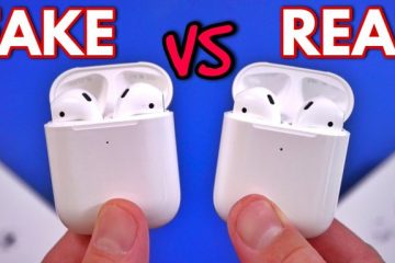 AirPods Guide: How To Spot Authentic VS Fake Ones