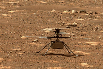NASA Ingenuity Helicopter's Fourth Flight Will Be More Daring