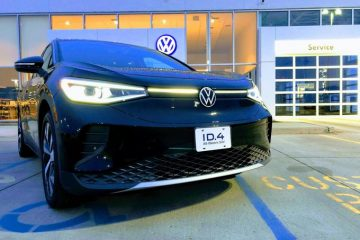 Volkswagen ID.4 Bags 2021 World Car of the Year