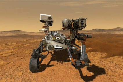 NASA Mars Rover gets featured in new Google Photos ad