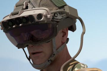 Microsoft AR Headset Offers US Army With 3D Terrain Map Overlay and More!