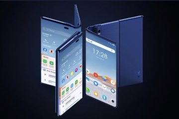TCL Fold 'n Roll: A Smartphone, Phablet, And Tablet In One