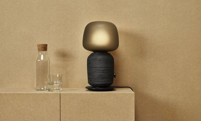 The New Ikea Speaker That Blends Into Walls
